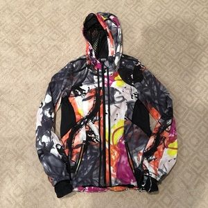 Lululemon unicorn tears jacket